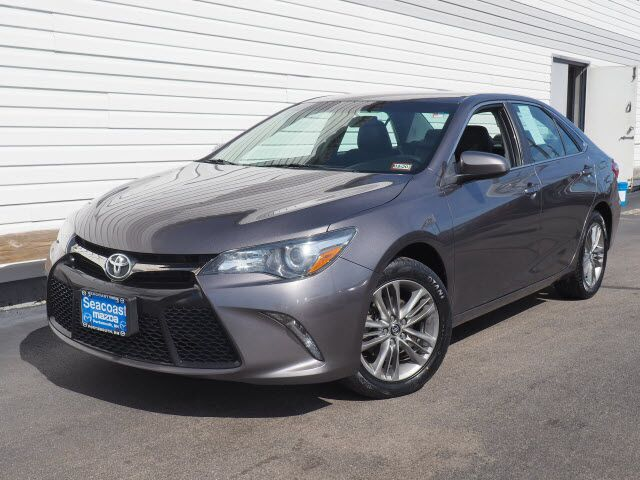 2016 Toyota Camry SE Portsmouth NH