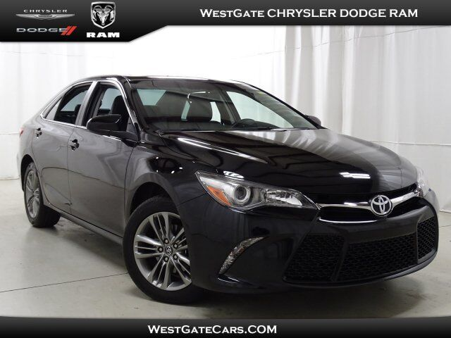 2016 Toyota Camry SE Raleigh NC