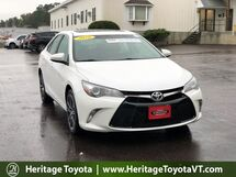 2016 Toyota Camry SE Special Edition South Burlington VT