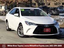 2016 Toyota Camry SE White River Junction VT
