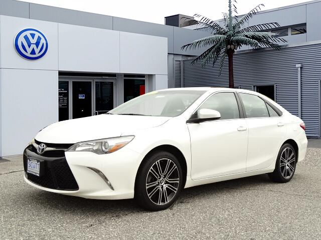 2016 Toyota Camry SE w/Special Edition Pkg Providence RI
