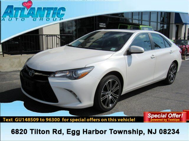 2016 Toyota Camry SE w/Special Edition Pkg Egg Harbor Township NJ