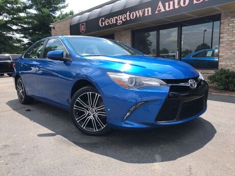 2016 Toyota Camry SE w/Special Edition Pkg Georgetown KY