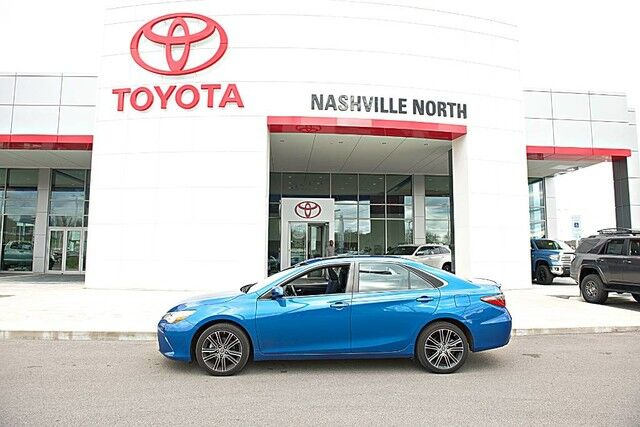 2016 Toyota Camry SE w/Special Edition Pkg Nashville TN