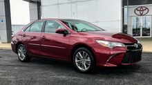 2016_Toyota_Camry_SE_ Warsaw IN