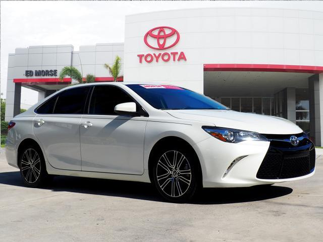 2016 Toyota Camry Special Edition Delray Beach FL