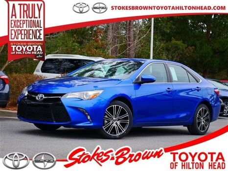 2016_Toyota_Camry_Special Edition_ Aiken SC