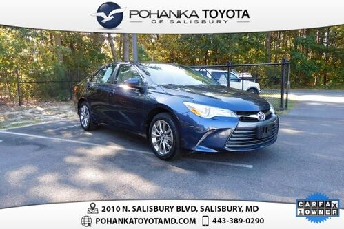 2016_Toyota_Camry_XLE CERTIFIED SPECIAL 60@1.9_ Salisbury MD