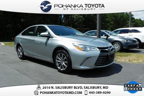 2016_Toyota_Camry_XLE CERTIFIED_ Salisbury MD