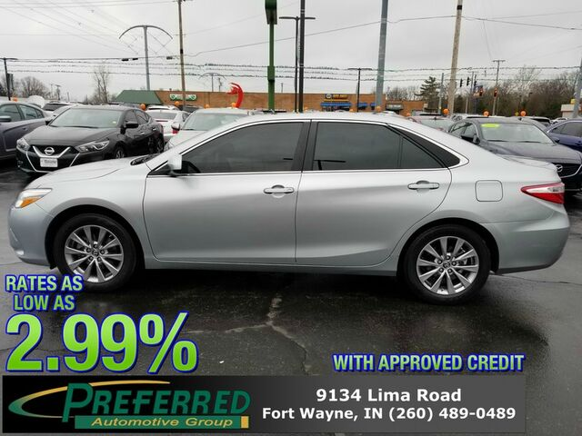 2016 Toyota Camry XLE Fort Wayne Auburn and Kendallville IN