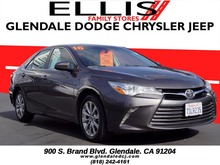 2016_Toyota_Camry_XLE_ Glendale CA
