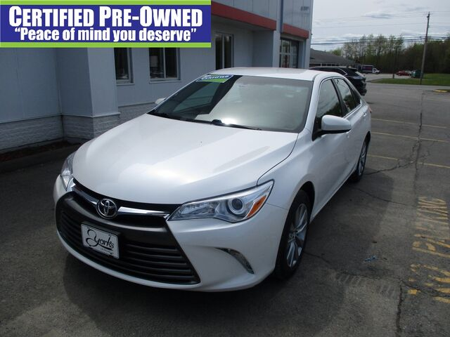 2016 Toyota Camry XLE Houlton ME