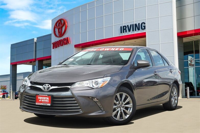 2016 Toyota Camry XLE Irving TX