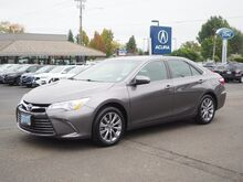 2016_Toyota_Camry_XLE_ Salem OR