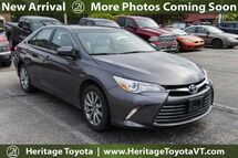 2016 Toyota Camry XLE South Burlington VT