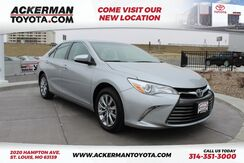 2016_Toyota_Camry_XLE_ St. Louis MO