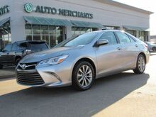 2016_Toyota_Camry_XLE V6  AUTOMATIC, LEATHER, NAVIGATION, SUNROOF, HEATED SEATS, PUSH BUTTON START_ Plano TX