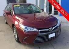 2016_Toyota_Camry_XLE_ Portland OR