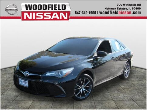 2016_Toyota_Camry_XSE_ Hoffman Estates IL