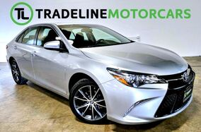 2016_Toyota_Camry_XSE LEATHER, BLUETOOTH, REAR VIEW CAMERA AND MUCH MORE!!!_ CARROLLTON TX
