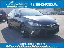 2016_Toyota_Camry_XSE_ Meridian MS