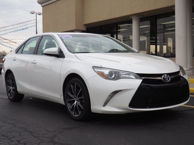 2016 Toyota Camry XSE Middletown OH