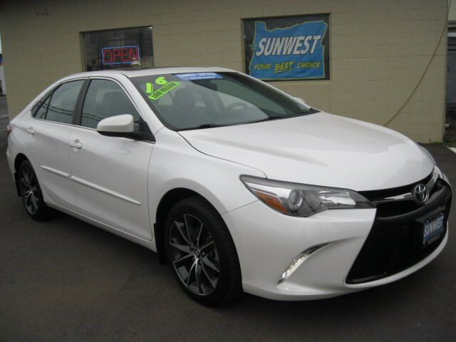 2016 Toyota Camry XSE Newport OR