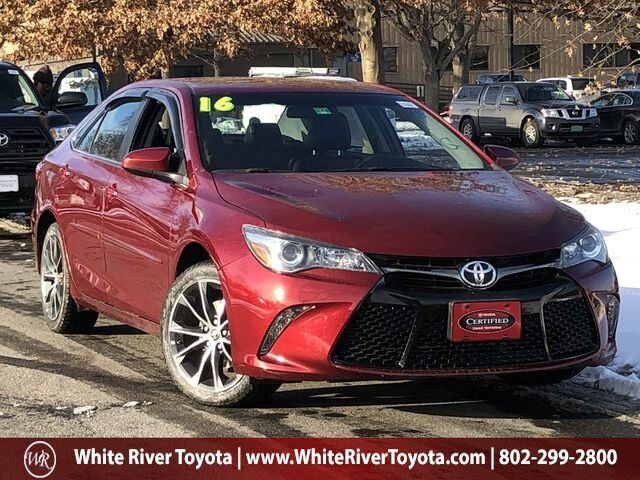 2016 Toyota Camry XSE White River Junction VT