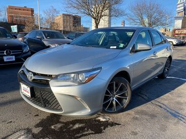 2016_Toyota_Camry_XSE_ Worcester MA