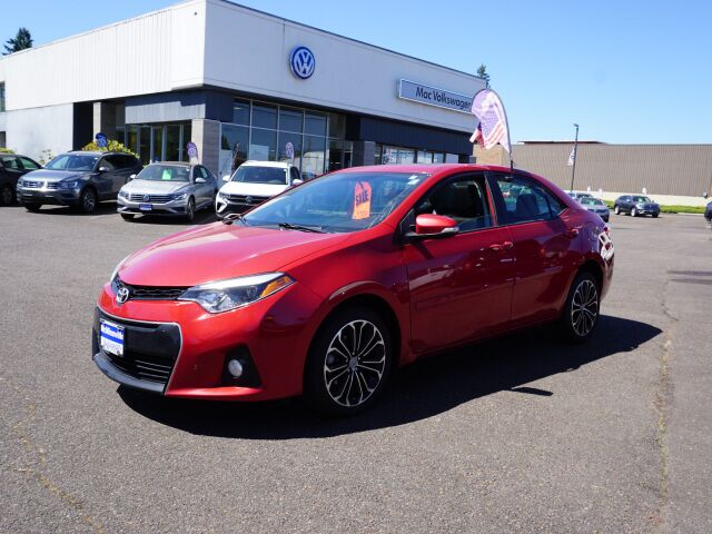 2016 Toyota Corolla  McMinnville OR