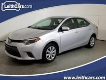 2016_Toyota_Corolla_4dr Sdn CVT LE_ Cary NC