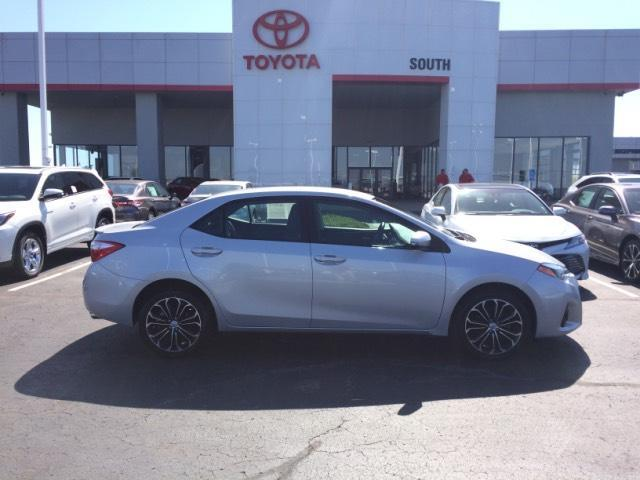 2016 Toyota Corolla 4dr Sdn CVT S Plus Richmond KY