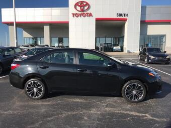 2016_Toyota_Corolla_4dr Sdn CVT S Plus_ Richmond KY