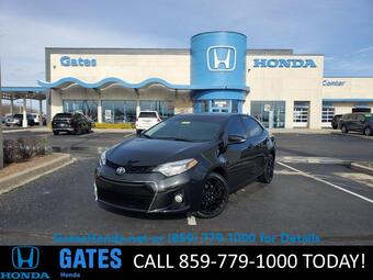 2016_Toyota_Corolla_4dr Sdn CVT S w/Special Edition Pkg_ Richmond KY