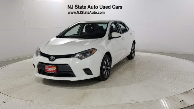 2016 Toyota Corolla 4dr Sedan CVT LE Jersey City NJ