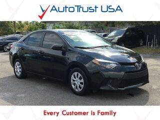 Toyota Corolla L 1 OWNER BLUETOOTH 2016