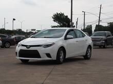 2016_Toyota_Corolla_L 4-Speed AT_ Terrell TX