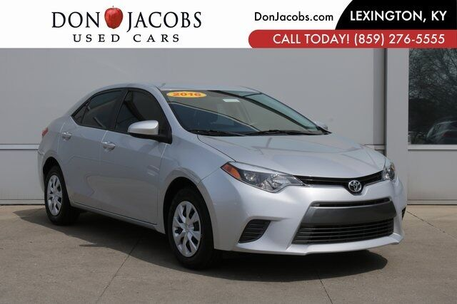 2016 Toyota Corolla L Lexington KY