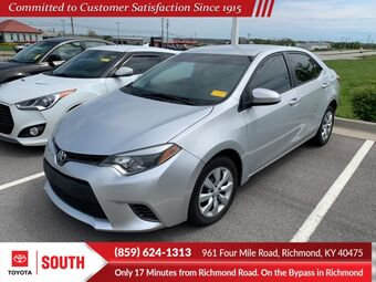 2016_Toyota_Corolla_L_ Richmond KY