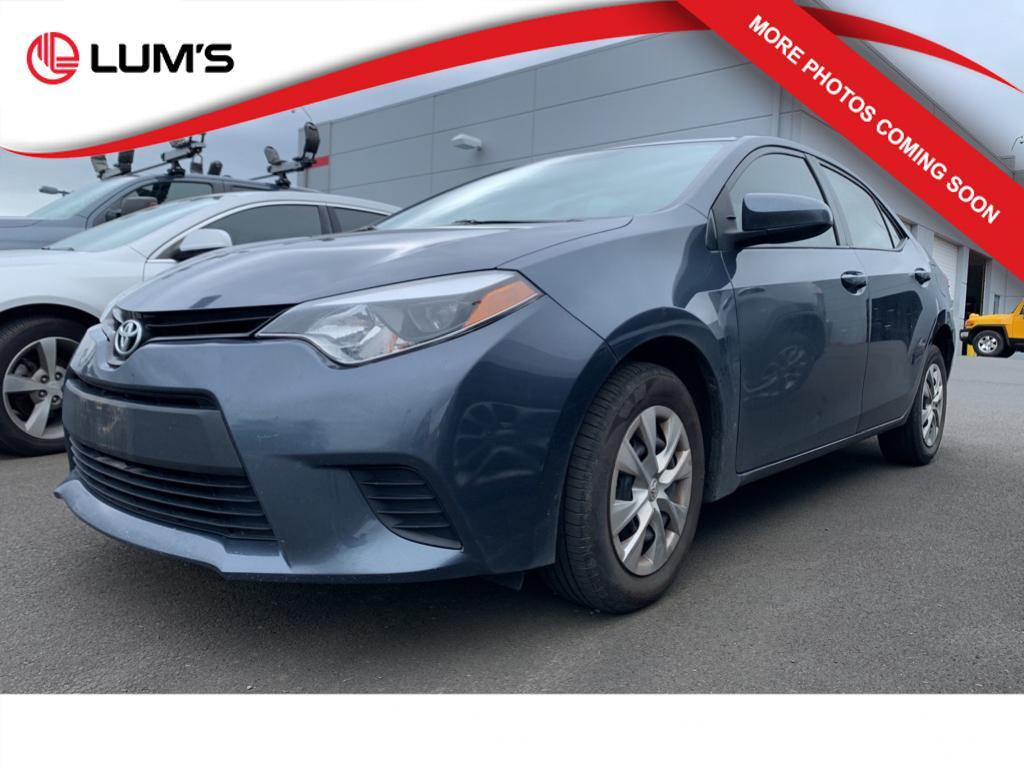 2016 Toyota Corolla L Warrenton OR