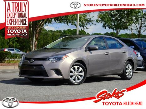 2016_Toyota_Corolla_L_ Aiken SC
