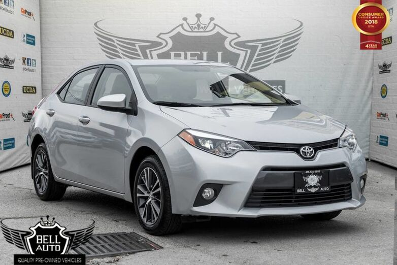 2016 Toyota Corolla LE BACK-UP CAMERA BLUETOOTH VOICE COMMAND ALLOY WHEELS Toronto ON