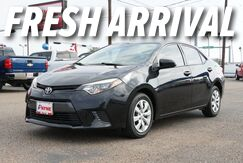 2016_Toyota_Corolla_LE_ Brownsville TX