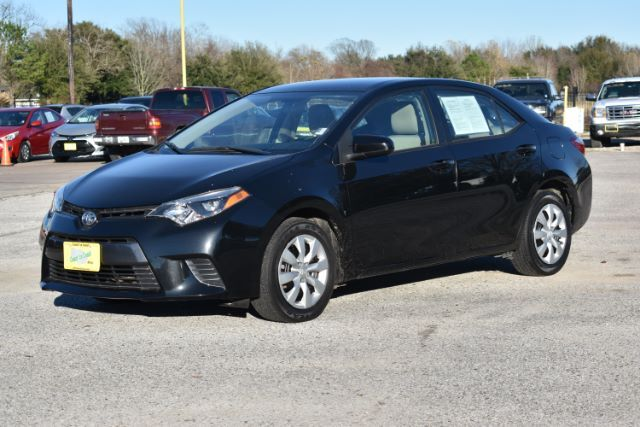 2016 Toyota Corolla LE CVT Houston TX