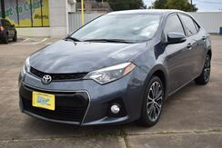 2016_Toyota_Corolla_LE CVT_ Houston TX
