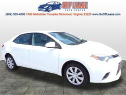 2016_Toyota_Corolla_LE CVT_ Richmond VA