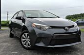 2016 Toyota Corolla LE Call for payments! Special Financing available