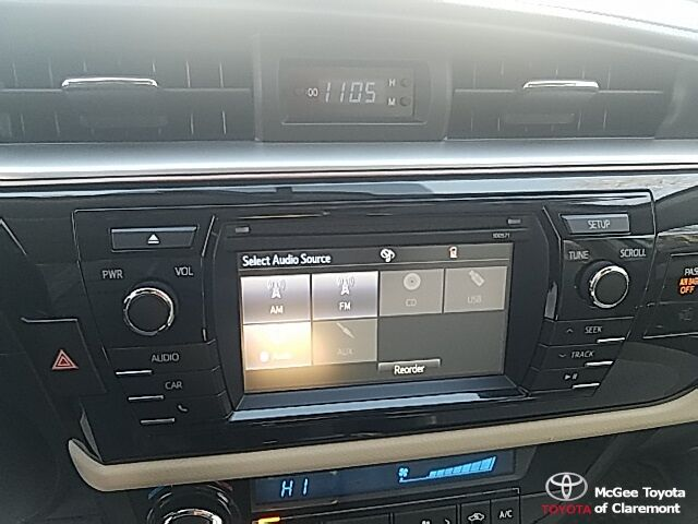 2016 Toyota Corolla LE Claremont NH