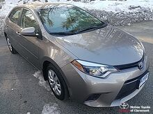 2016_Toyota_Corolla_LE_ Claremont NH