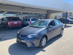 2016_Toyota_Corolla_LE_ Cleveland OH